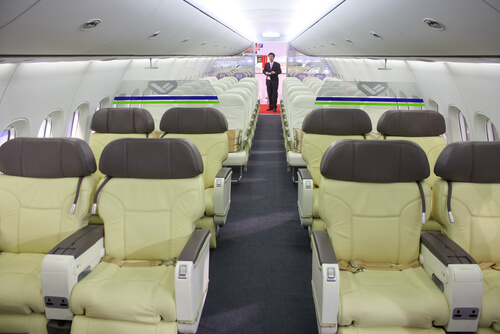 COMAC transfers fifth C919 jet for flight testing in Nanchang