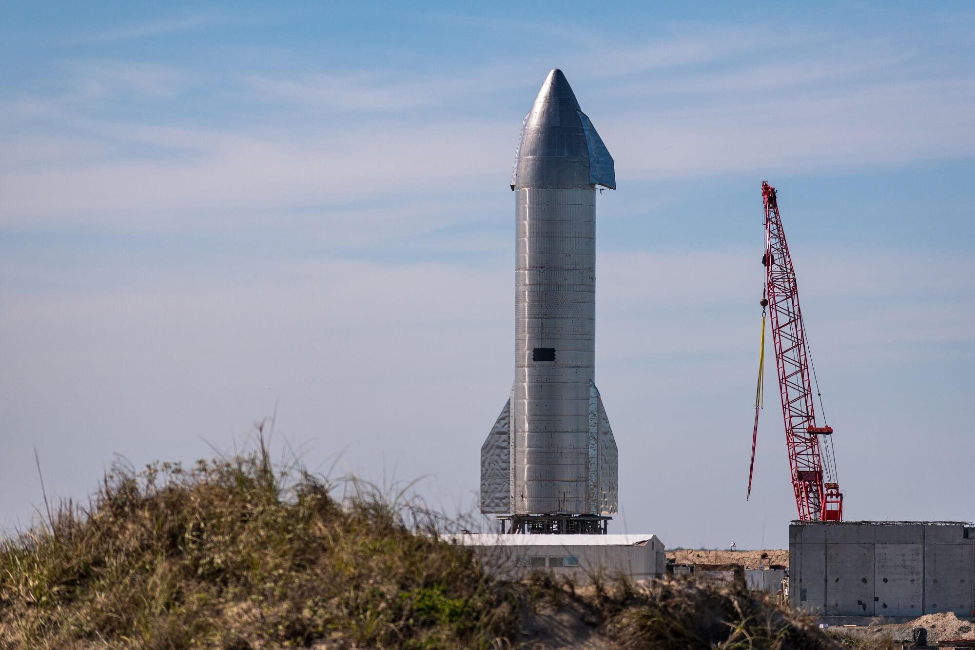 Fourth explosive attempt for SpaceX's Starship rocket