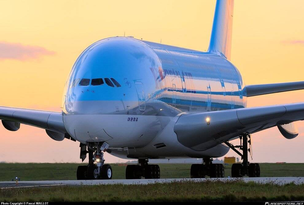 Types Of Aeroplanes In The World