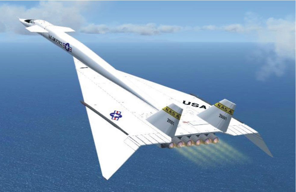 xb-70 valkyrie fastest plane in the world