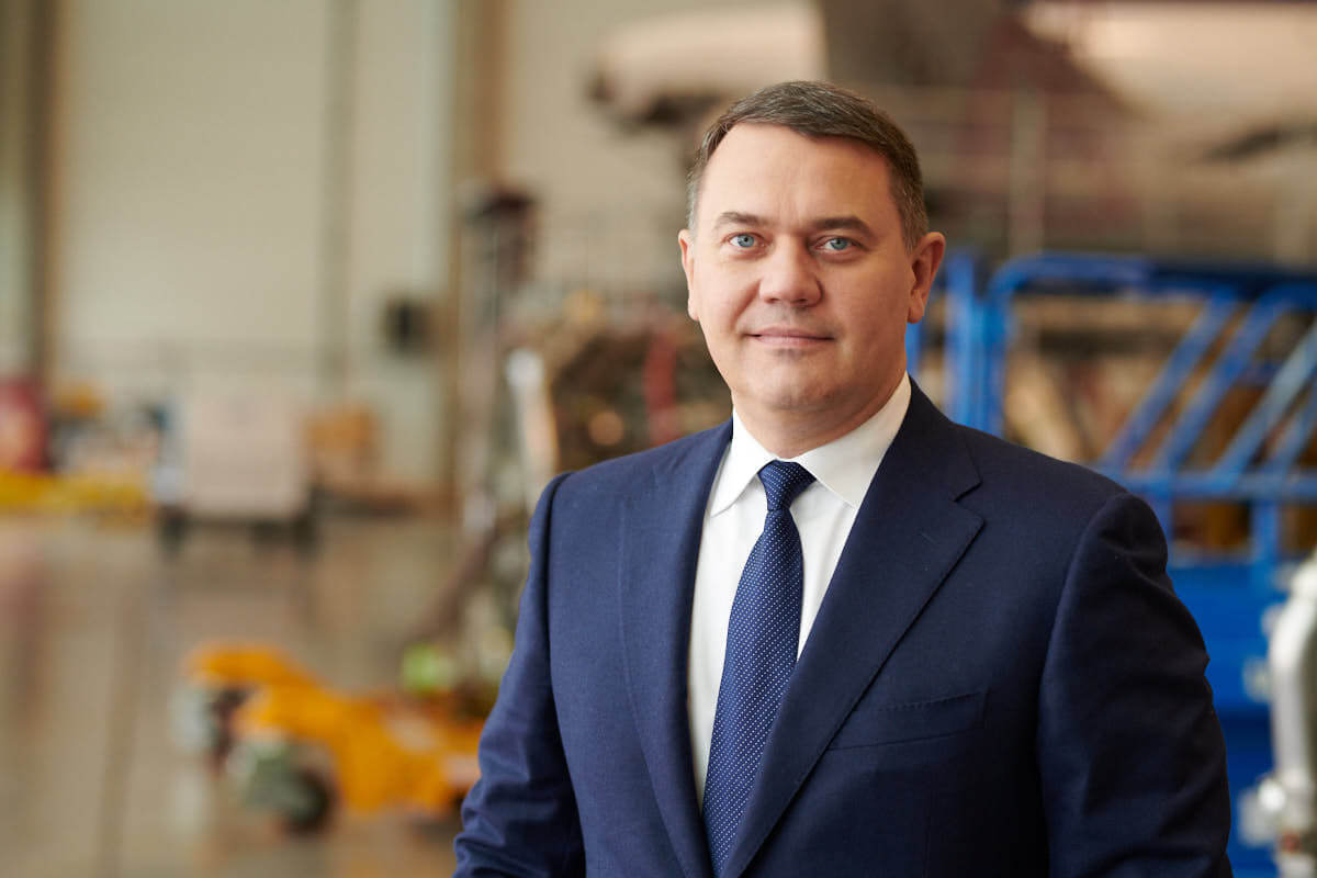 Zilvinas Lapinskas, CEO of FL Technics