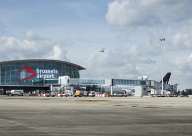WW2 bomb found at Brussels airport, safety perimeter established